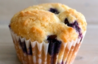 Blueberry Muffins | Fork Knife Swoon