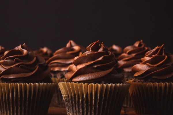 Fork_Knife_Swoon_Dark_Chocolate_Zucchini_Muffins_Cupcakes