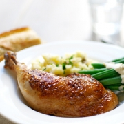 Pan Roasted Chicken | Fork Knife Swoon