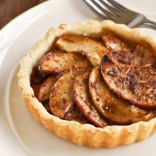 Spiced Apple Tartlets