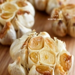 Whole Roasted Garlic