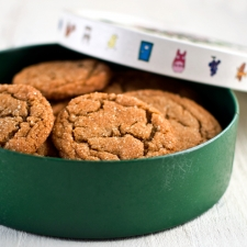 Aunt Marie's Molasses Cookies