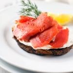 Salmon on Toast | Fork Knife Swoon