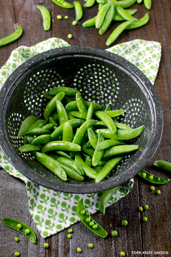 Fresh Peas | Fork Knife Swoon