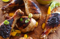 Grilled Chicken with Mango Salsa | Fork Knife Swoon