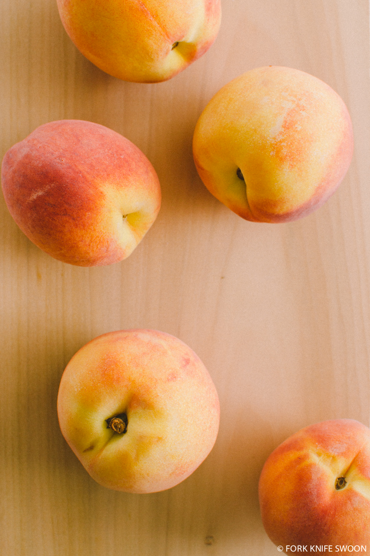 Fresh Peaches | Fork Knife Swoon