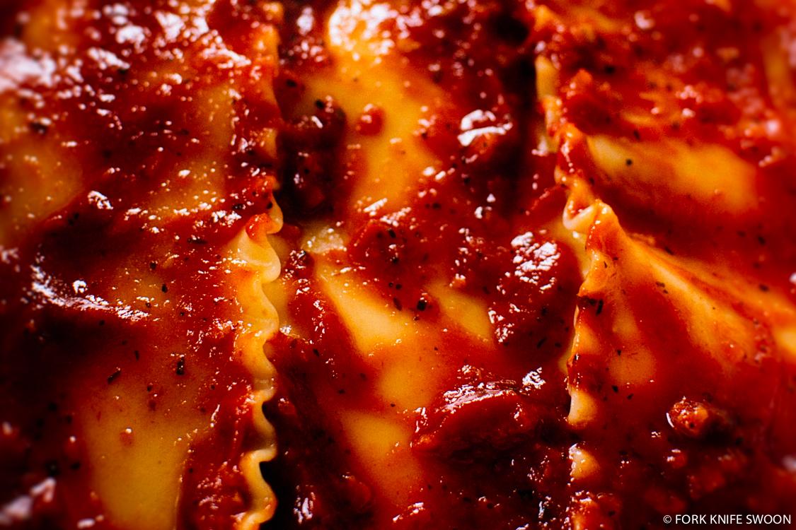 Summer Vegetable Lasagne | Fork Knife Swoon