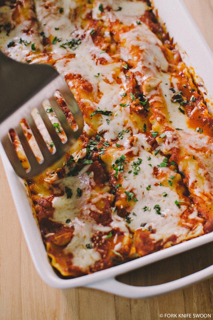 Summer Lasagne Recipes — Dishmaps