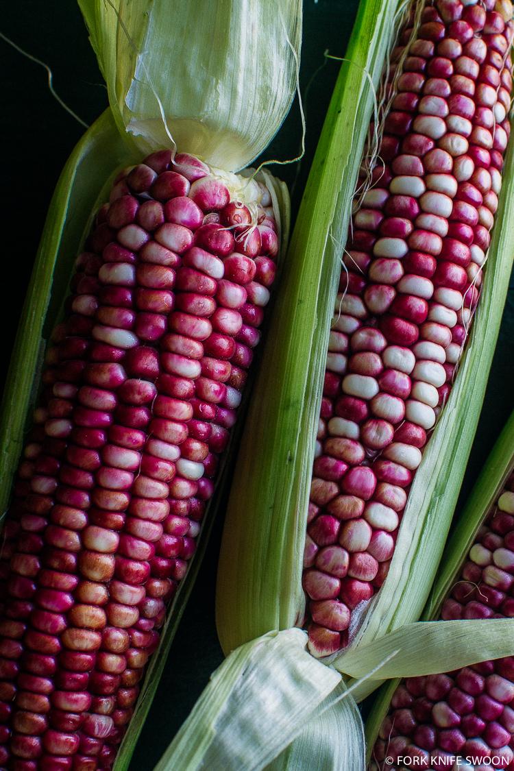 Ruby Corn // Weekend Links | Fork Knife Swoon
