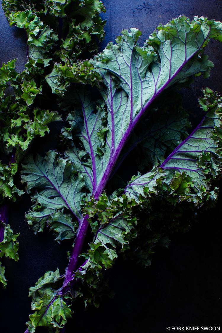 Purple Kale // Weekend Links | Fork Knife Swoon