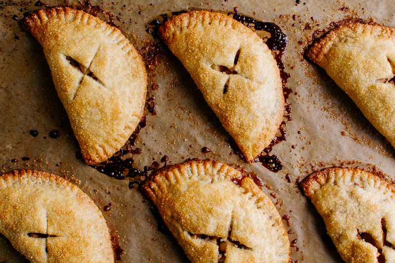 Homemade Apple Hand Pies via forkknifeswoon.com | @forkknifeswoon
