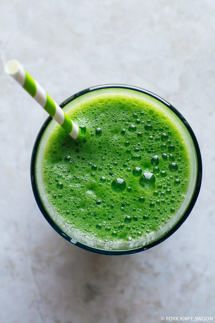 Finding Balance + A Superfood Green Drink
