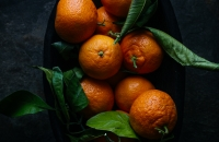 Citrus Olive Oil Cakes | Fork Knife Swoon