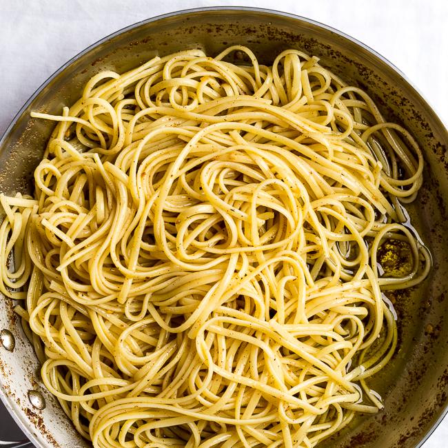 Garlic, Sage & Brown Butter Pasta | Fork Knife Swoon