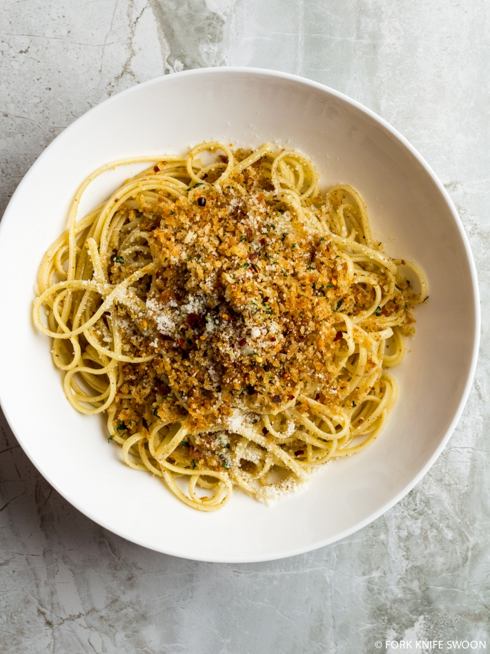 30 Minute Garlic, Sage and Brown Butter Pasta - Fork Knife Swoon