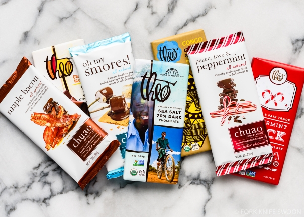 Gourmet Chocolate Giveaway | Fork Knife Swoon @forkknifeswoon