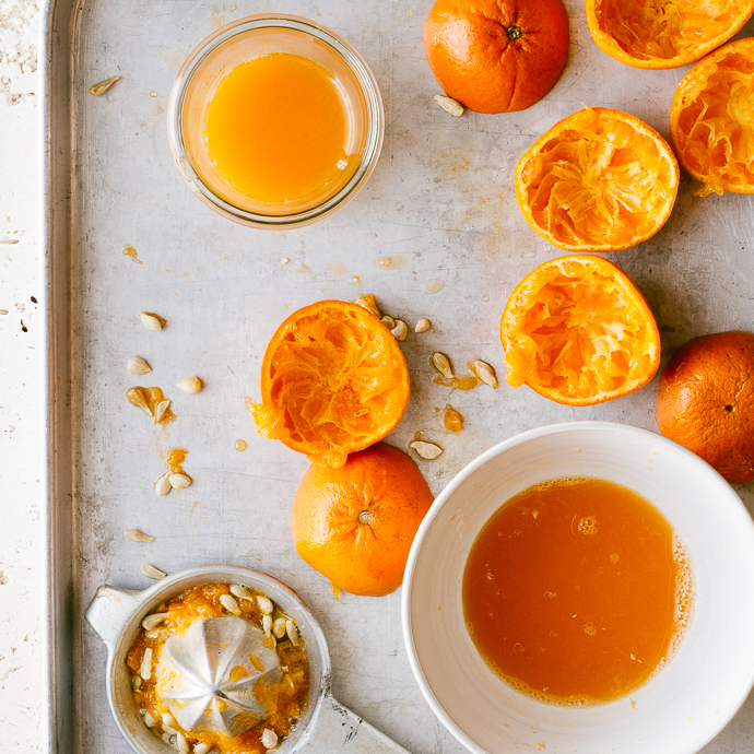 Sunday Swoon Tangerines | Fork Knife Swoon @forkknifeswoon