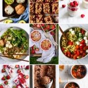 Top 10 Recipes of 2015 via forkknifeswoon.com