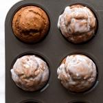 One Bowl Pumpkin Gingerbread Muffins via forkknifeswoon.com | @forkknifeswoon