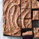 vegan chocolate snack cake from forkknifeswoon.com
