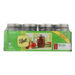 pint size canning jars