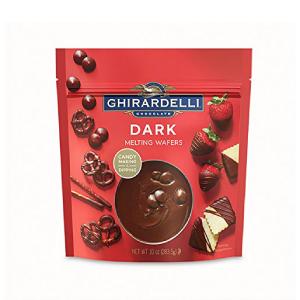 dark chocolate candy melts