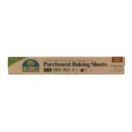 unbleached parchment paper sheets