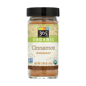 organic ground cinnamon