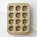 williams sonoma goldtouch muffin tin